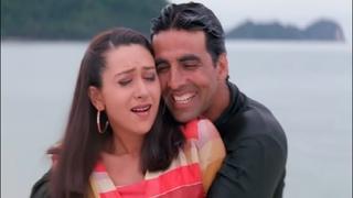 Dil Lagaane Ki Sazaa To Na (HD) | Akshay Kumar | Karishma Kapoor | Ek Rishtaa: The Bond Of Love Song