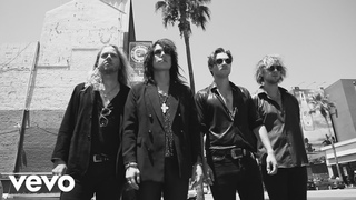 The Struts - Strange Days feat. Robbie Williams (Official Video)
