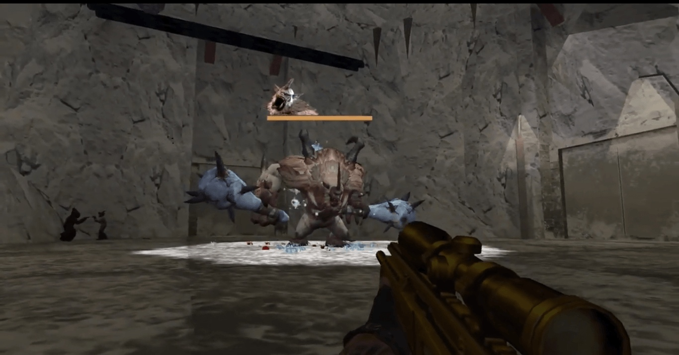 [CS 1.6] Addon - Frozen Boss Terror
