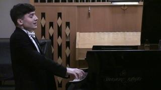 Концерт пианиста Николая Кузнецова