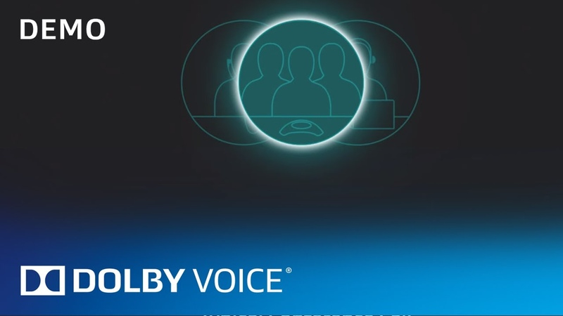 Dolby Voice And Dolby Conference Phone Vs The Traditional Conference Call Demo Dolby
