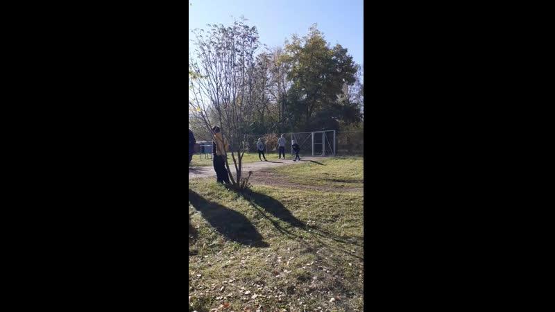 гребанный челночный бег
