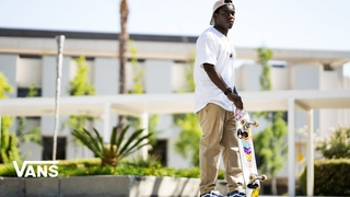 Welcome to the Family - Zion Wright | Skate | VANS