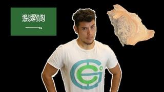 Geography Now! SAUDI ARABIA