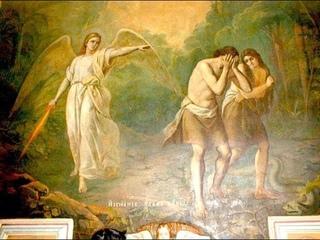 Почему человек пал в Эдеме. Кровь нового Завета. Помоги нам, Господи.