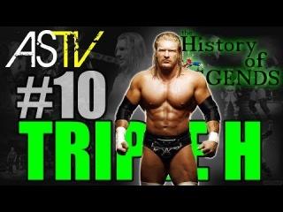 История легенд #10 Triple H
