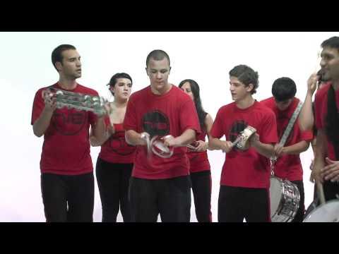 Batucada adaptacion Samba Siete Octavos Percusion