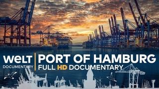 Big Ships & Heavy Load - Hard Work At The PORT OF HAMBURG   Full Documentary