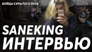 SANEKING ИНТЕРВЬЮ / О ДОТЕ, РЕЙДЖАХ, КОНФЛИКТАХ / Бойцы Скрытого-Пула