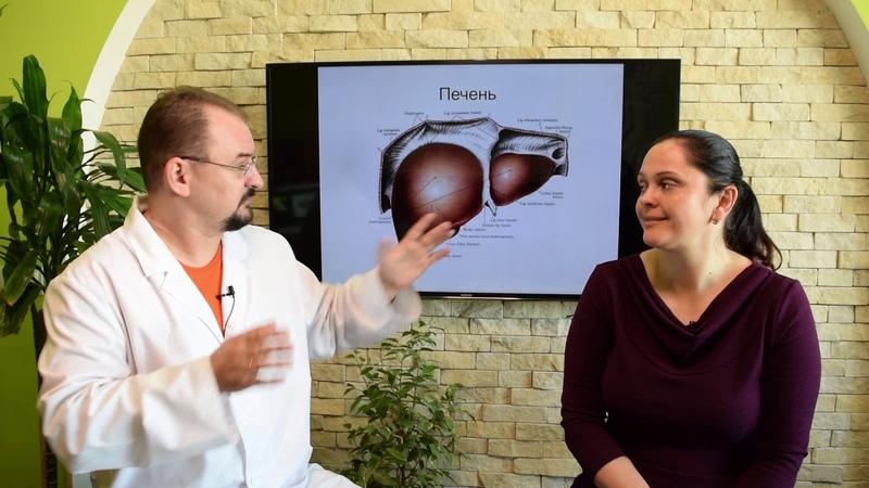 Как вылечить печень и камни в желчном Гепатоз цирроз кисты печени дискинезия