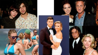 12 boyfriends of Scarlet Johansson Relationship History of Scarlett Johansson Men She's Dated