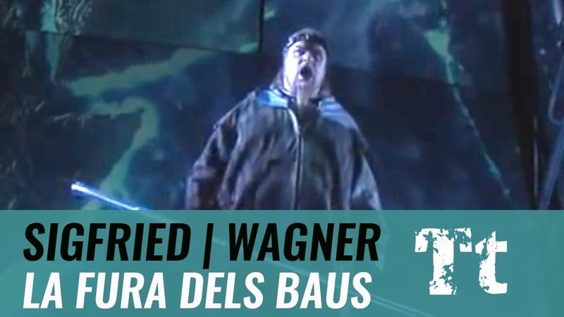 Richard Wagner Siegfried LA FURA DELS BAUS Zubin Mehta Valencia 2008