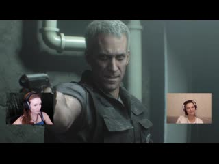 PART 5 Chill with Jill as Jill play Jill with Jill - Jill Valentine Actor RE3 Play through joined by model, Sasha Zotova 2