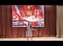 Шматова Мария на финальном концерте городского конкурса «Открой своё сердце!»