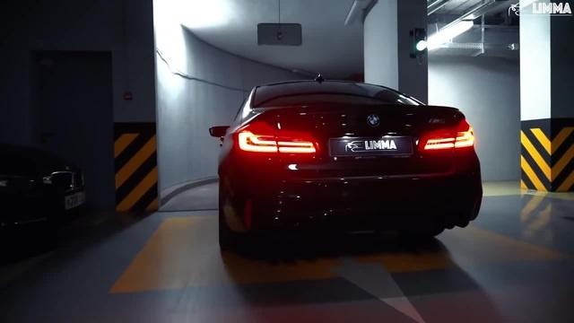 BMW M5 F90 NODO Get It LIMMA