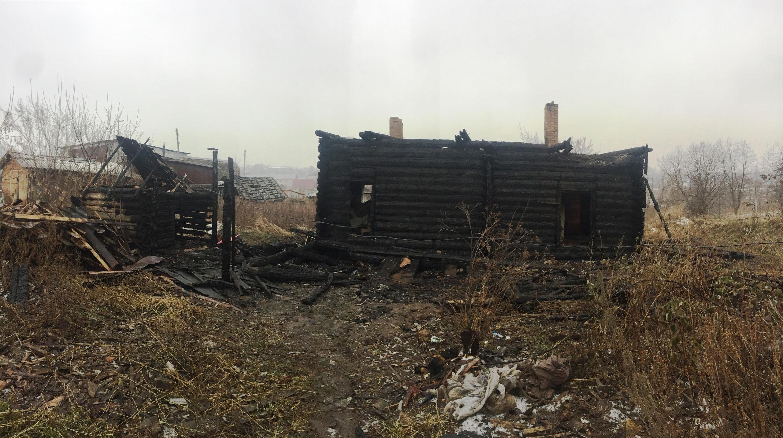 пожар, фоки, чайковский район, 2019 год