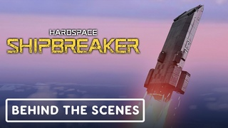 Hardspace: Shipbreaker Is a Different Kind of FPS (Behind-the-Scenes Episode 1)