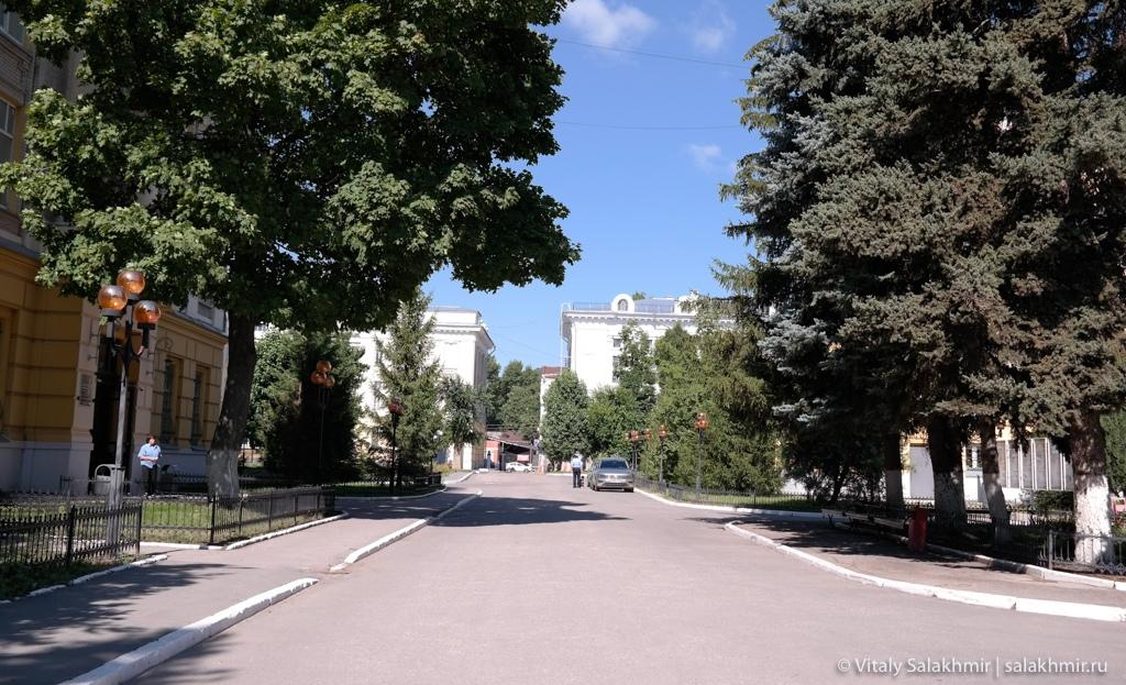 Студенческий городок, Саратов 2020