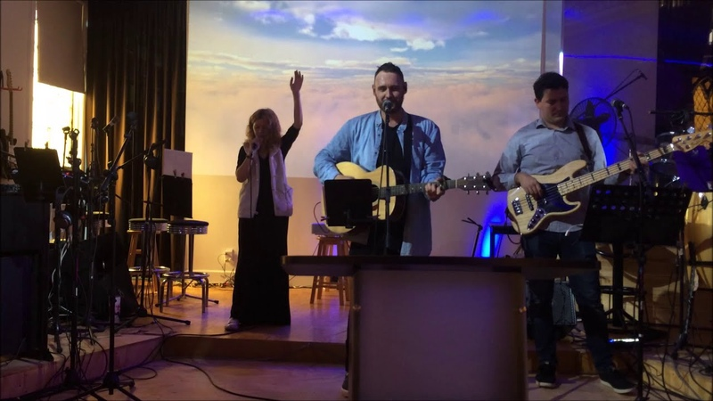 Live Worship Stand In Your Name The Stand Great I Am How Great Is Our God