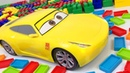 Disney Cars Cruz Ramirez Talking Fun Toy