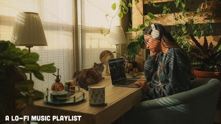 laid back lofi 🎵 music to study/work/relax to