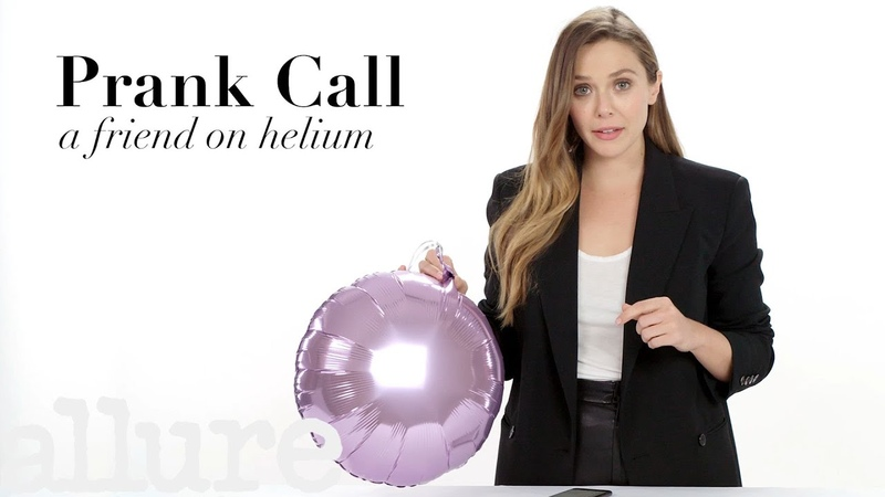 Elizabeth Olsen Tries 9 Things She's Never Done Before Allure