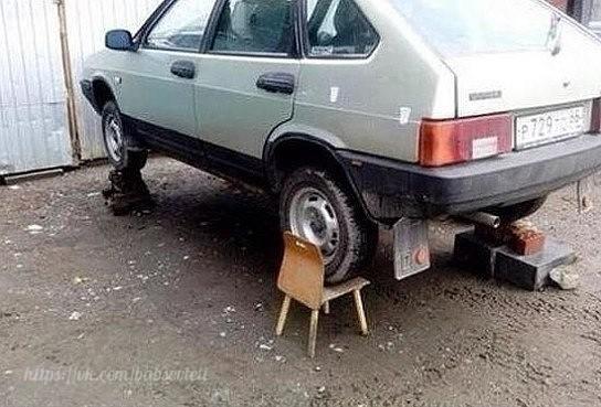 Необычный флешмоб продолжили автолюбители Перми. Они выстроили свои автомобили...