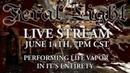 Feral Light Performing Life Vapor Full Stream Black Metal United States