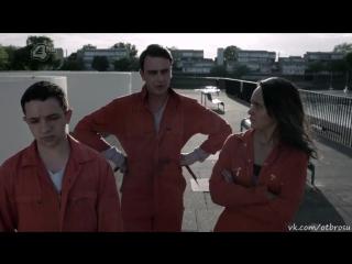 Отбросы/Misfits - Руди - На меня прям грустинка какая-то напала