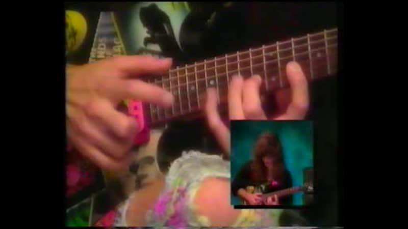 Richie Kotzen Rock Chops REH Video