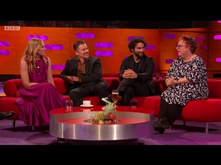 The graham norton show 23x09 jo brand, toni collette, ethan hawke, aidan turner, liam payne