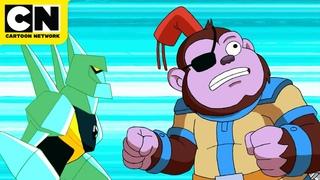 Ben Gen 10 Sneak Peek | Ben 10 | Cartoon Network