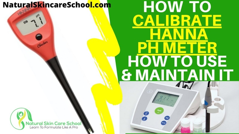 How To Calibrate Hanna pH Meter At Home How To Use Clean And Maintain Your pH Meter