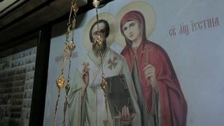 Христос воскрес! Храм Рождества Христова в Армавире
