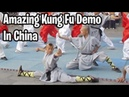 Amazing Shaolin and Wudang Kung Fu Demo and Temple Tour