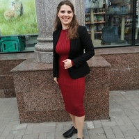 Фотография страницы Марии Пименовой ВКонтакте