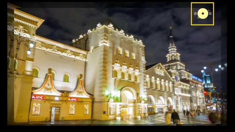 Садовое кольцо Гончарная Пречистенская Оружейный переулок дом Наркомфина Москва отреставрированная