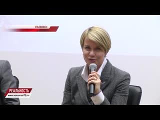 Елена Шмелева о поддержке талантливой молодежи