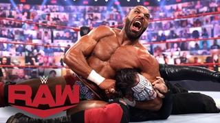 ВОЗВРАЩЕНИЕ МАХАРАДЖИ // WWE RAW