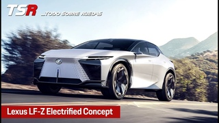 Lexus LF-Z Electrified Concept, el futuro según la marca