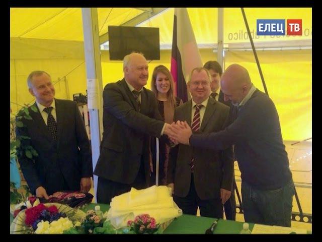Подписан меморандум о сотрудничестве между Ельцом и итальянским городом Аматриче