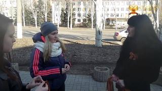 """ОД """"Луганская гвардия"""" выступает против освобождения Надежды Савченко (мнение жителей)!"""