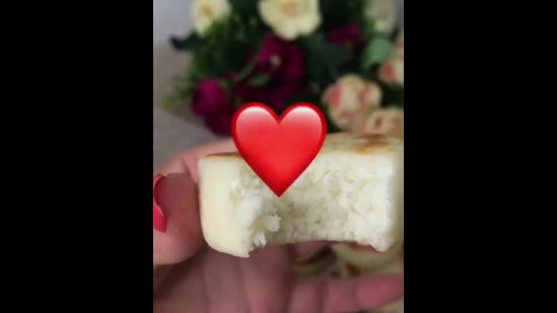 Сырники с риккотой