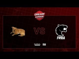 Vira Lata Caramela vs Furia, DreamLeague S13 QL, bo2, game 2 [Mila]