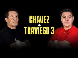 Julio Cezar Chavez Sr. vs Jorge Arce 3 - Full Fight | Pelea Completa