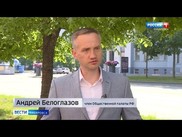 Интервью с Андреем Белоглазовым