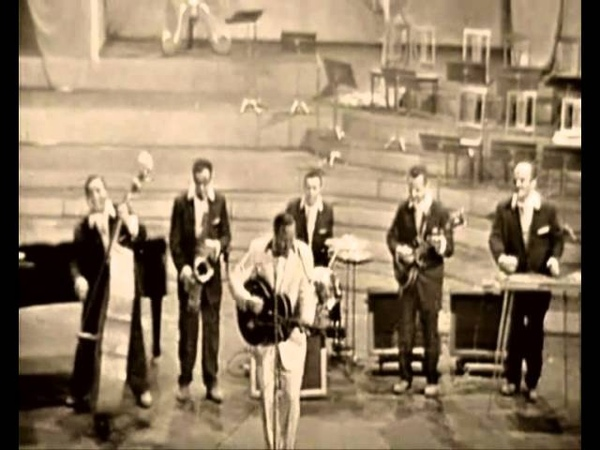 BILL HALEY His Comets See You Later Alligator Rock Around The Clock live in Belgium 1958