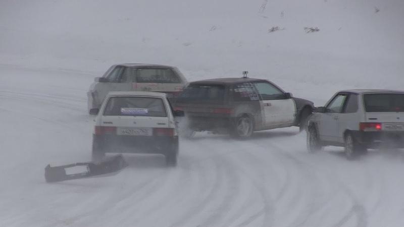 Ледовые гонки. Открытый Кубок Тольятти 2-й этап