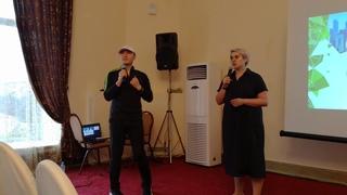 NHT Оушн Джан в Москве амбассадор из  Китая - тренинг для партнеров России