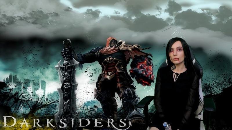 ДА НЕ БОМБИТ У МЕНЯ ПОСЛЕДНИЙ БОСС В Darksiders